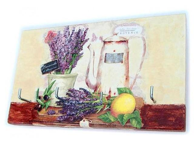 Cuier din lemn handmade levantica 1370