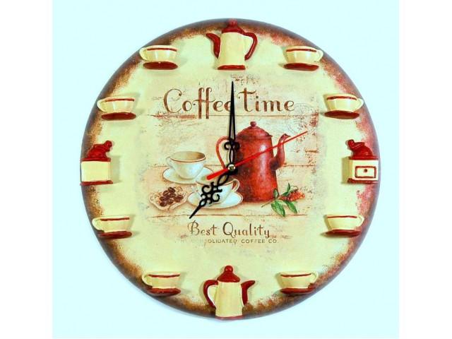 Ceas de perete - Coffee Time 7478