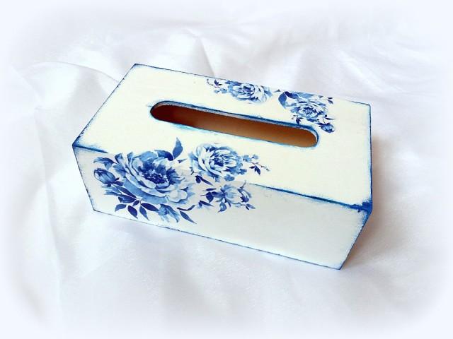 Cutie servetele de hartie - blue roses 121350